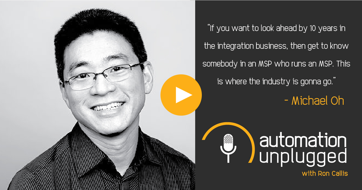 Home Automation Podcast Episode #92: An Industry Q&A With Michael Oh