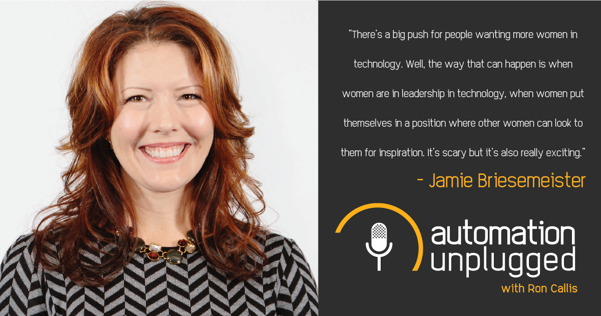 Watch Episode #93: An Industry Q&A with Jamie Briesemeister