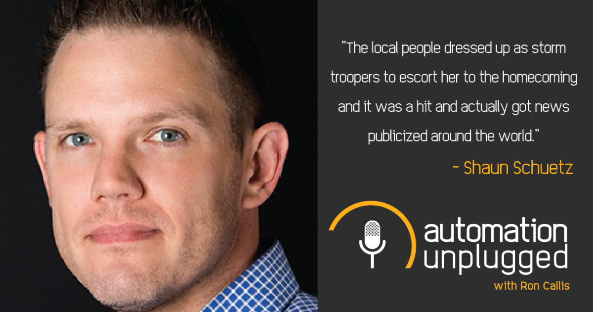 Home Automation Podcast Episode #130: An Industry Q&A With Shaun Schuetz