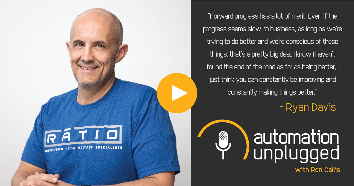 Home Automation Podcast Episode #162: An Industry Q&A With Ryan Davis