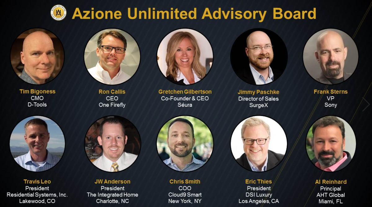 One Firefly's Ron Callis selected to join Azione Unlimited Advisory Board
