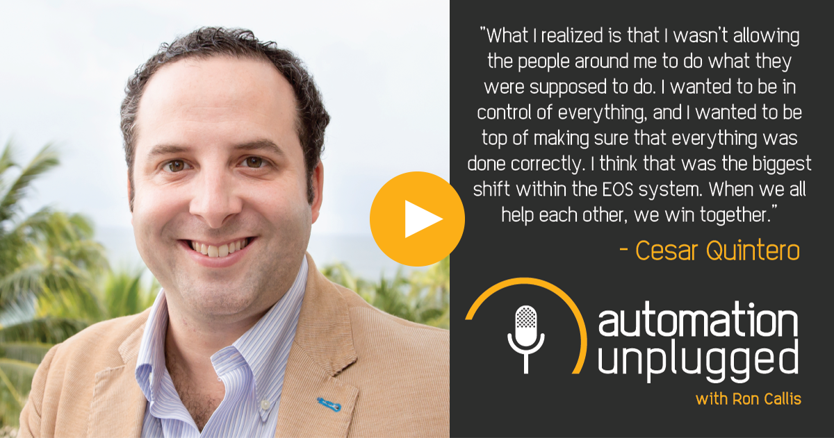 Home Automation Podcast Episode #99: An Industry Q&A With Cesar Quintero