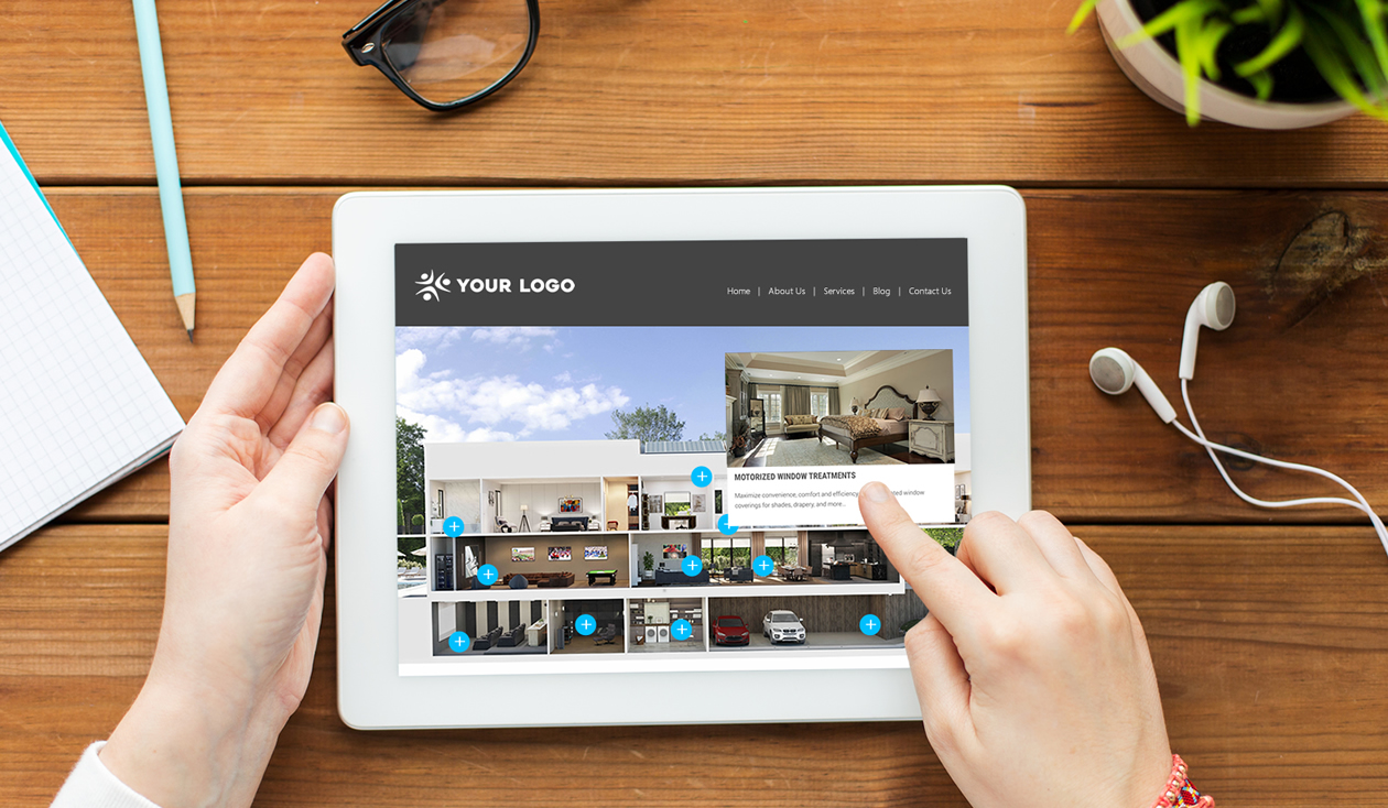 One Firefly Launches New Product for Integrator Websites Smart Layouts Collection Features Interactive Renderings Designed to Enhance Visitor Engagement